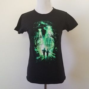 threadless x Loot Crate X-Files tee